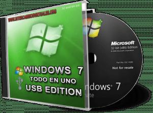 Windows 7 AIO USB EDITION 2