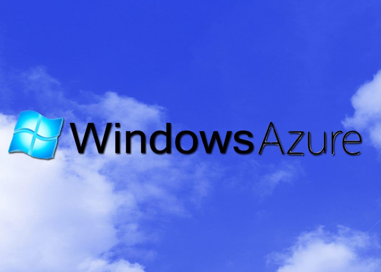 Windows Azure y la alianza Microsoft-Toshota