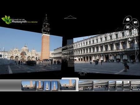 Photosynth, aplicación de Microsoft para tomar fotos panorámicas con el iPhone