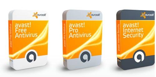 Avast! Free Antivirus 6 para windows
