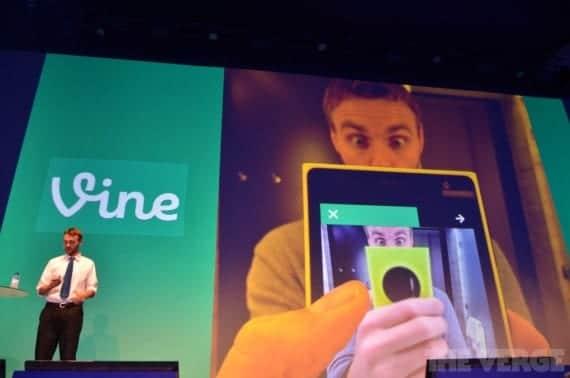 01 Vine para Windows Phone 8