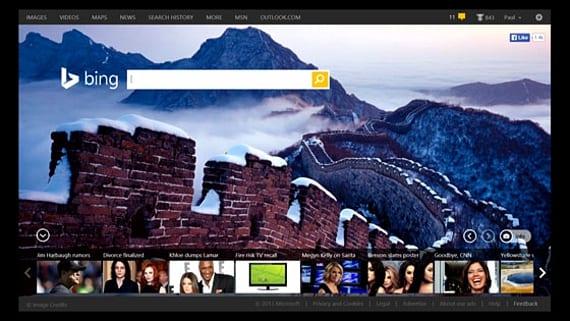 Internet Explorer en el XBox One