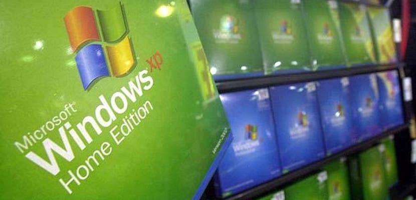 Bono de 50 USD a usuarios de Windows XP