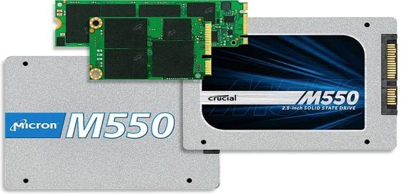 nuevas memorias SSD