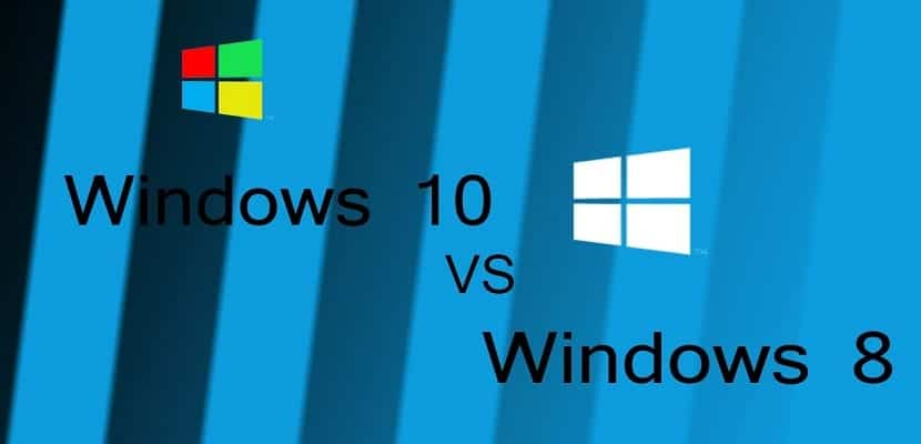 Windows 10 VS Windows 8