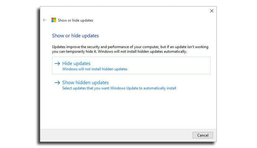 Cómo bloquear actualizaciones automáticas en Windows 10