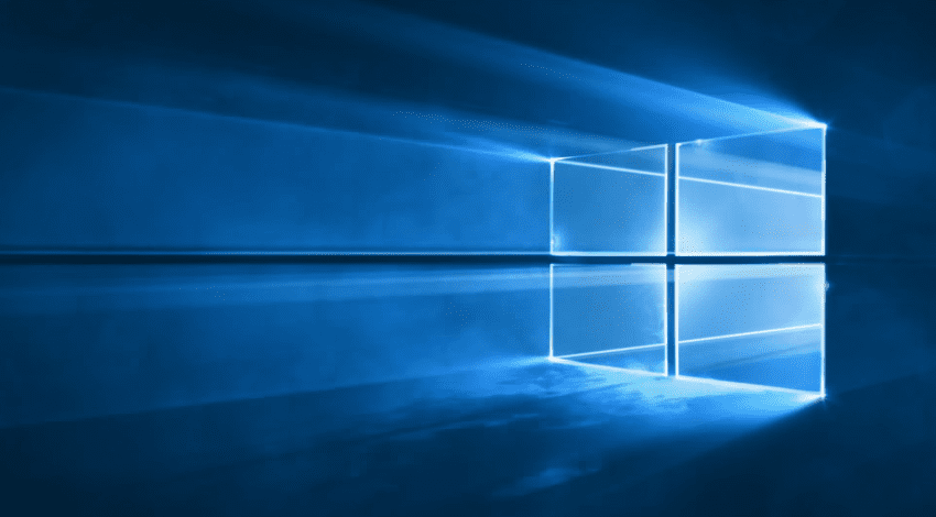 Fondo de escritorio de Windows 10
