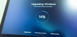 actualizacion de windows 10