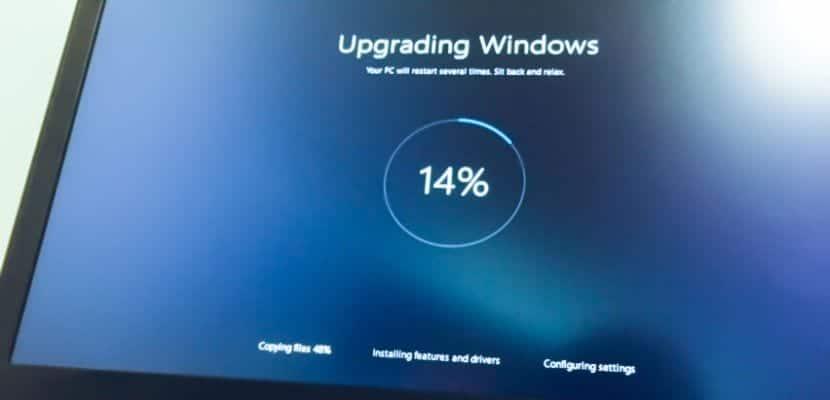 actualizacion de windows 10