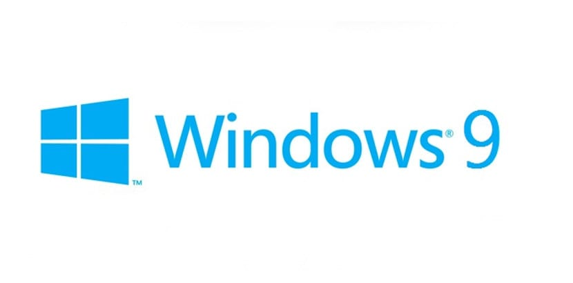 Logotipo Windows 9