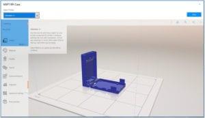 Network 3D Printer