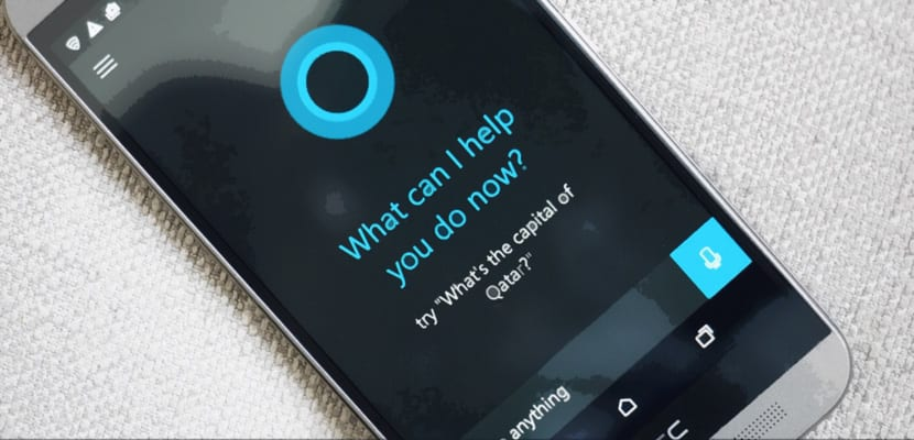 Cortana sincronizaciones Windows 10