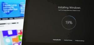 Instalando Windows 10