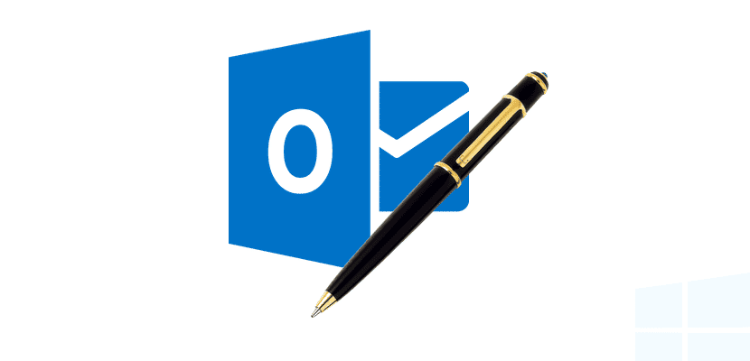 Firmas en Outlook