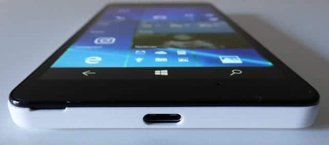 Pantalla Lumia 950