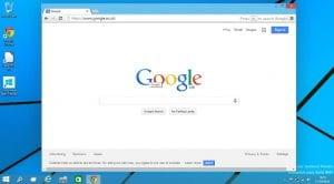 Google Chrome en Windows