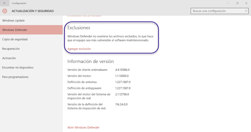 evitar-windows-defender-escanee-directorio