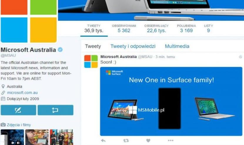 Fake de Surface Phone