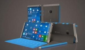Surface Phone Prototipo