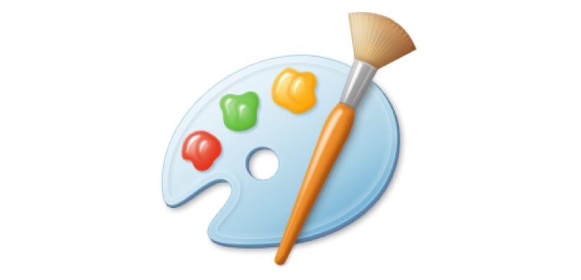 Imagen del logo de Paint