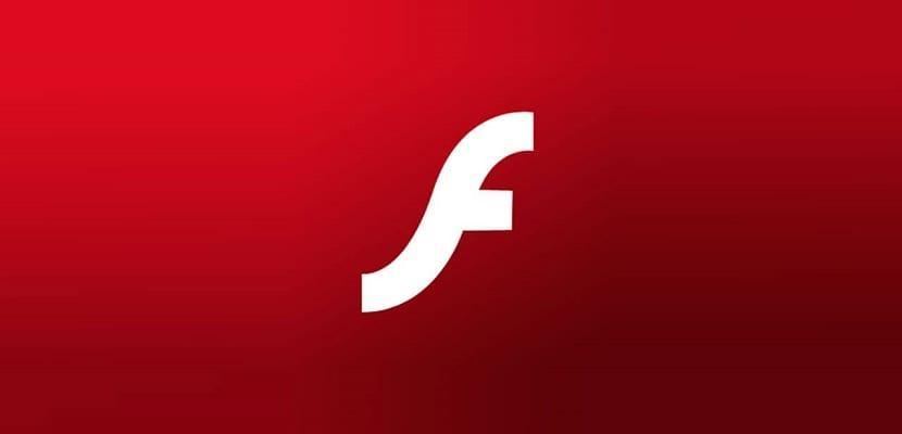 Imagen del logo de Flash