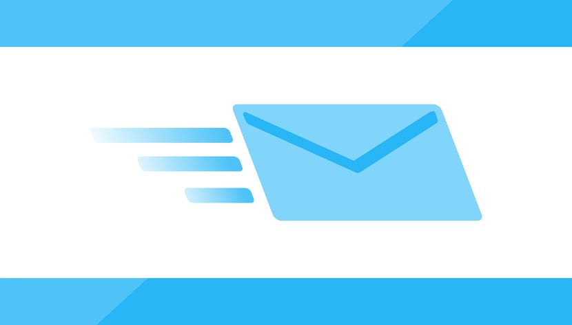 Imagen de un email o carta electrónica.