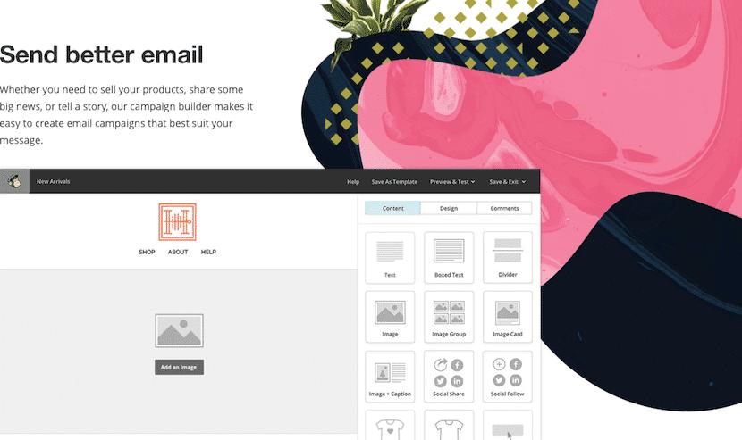 Mailchimp, servicio para enviar emails masivos
