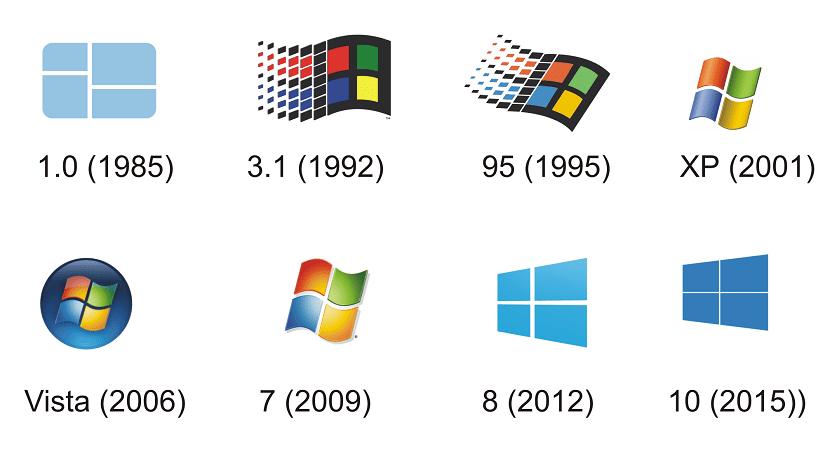 versiones de windows phone