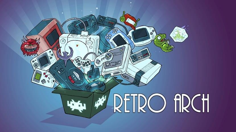 RetroArch oficial