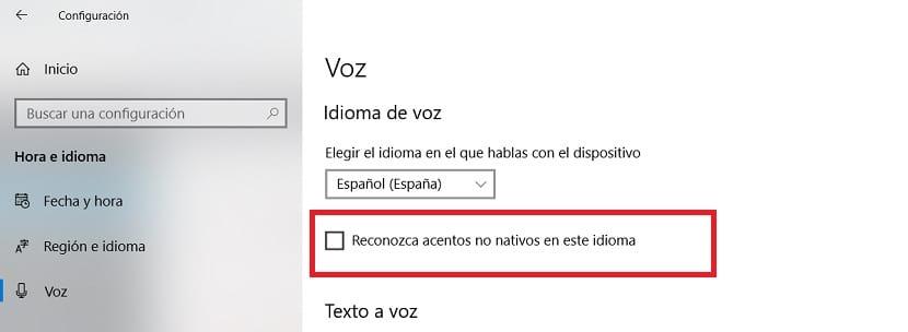Windows 10 voz