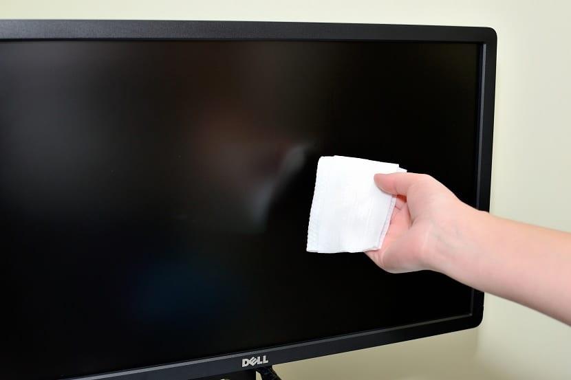Limpiar pantalla
