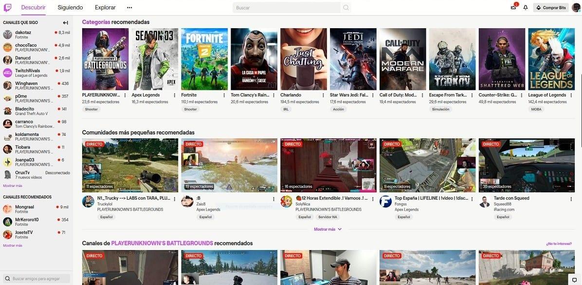 Descargar vídeos Twitch