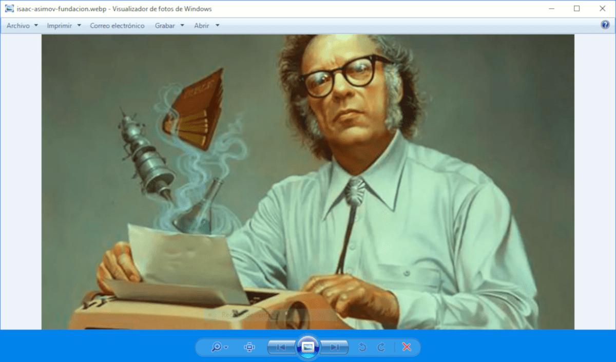 Abrir archivos webp