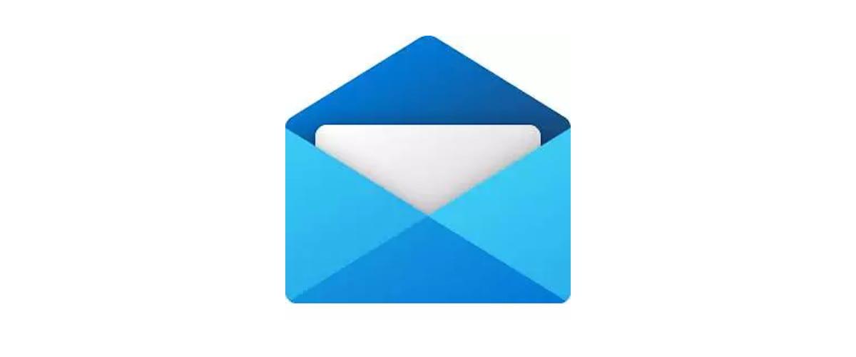 Icono aplicación correo Windows 10