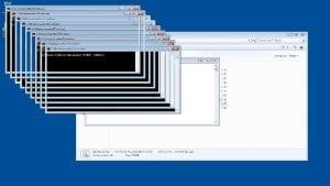 Ventanas en Windows