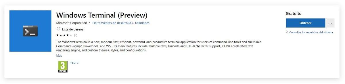 Windows Terminal (Preview)