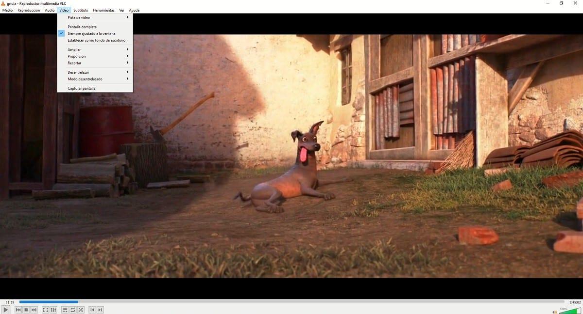 Extraer imagen de un vídeo