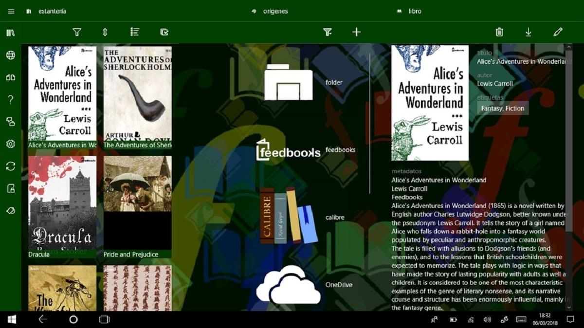Cómo abrir archivos ePub en Windows