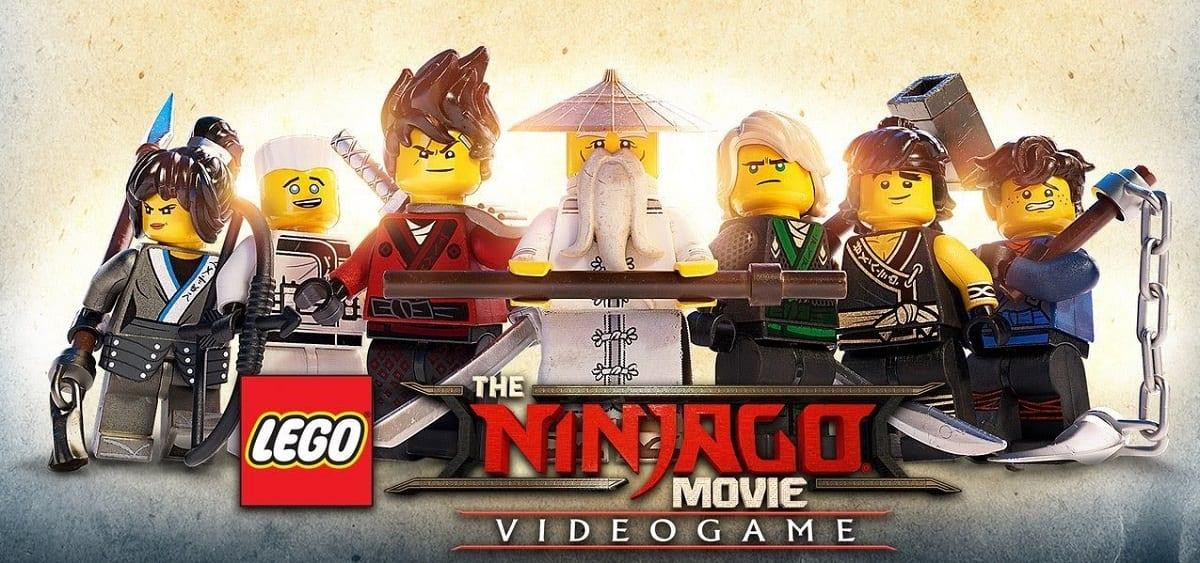 Lego Ninjago gratis