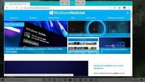 Tomar captura de pantalla de una sola ventana en Windows