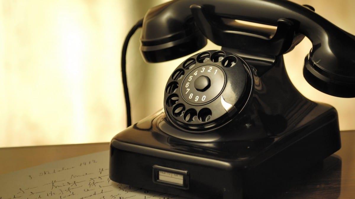 Llamar desde teléfono fijo con PC