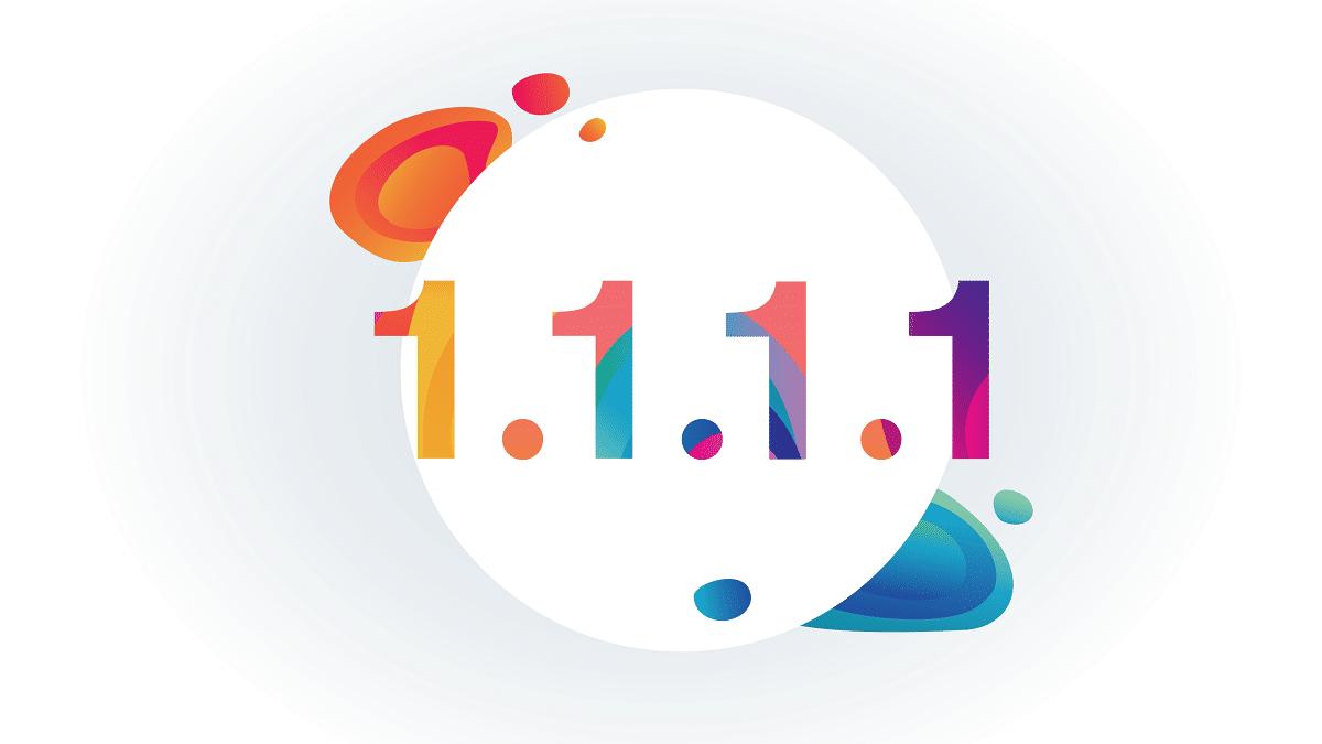 Servidores DNS de Clouflare: 1.1.1.1