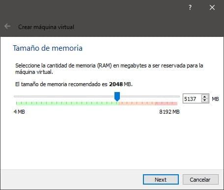 Crear una máquina virtual con Windows 8.1 en VirtualBox