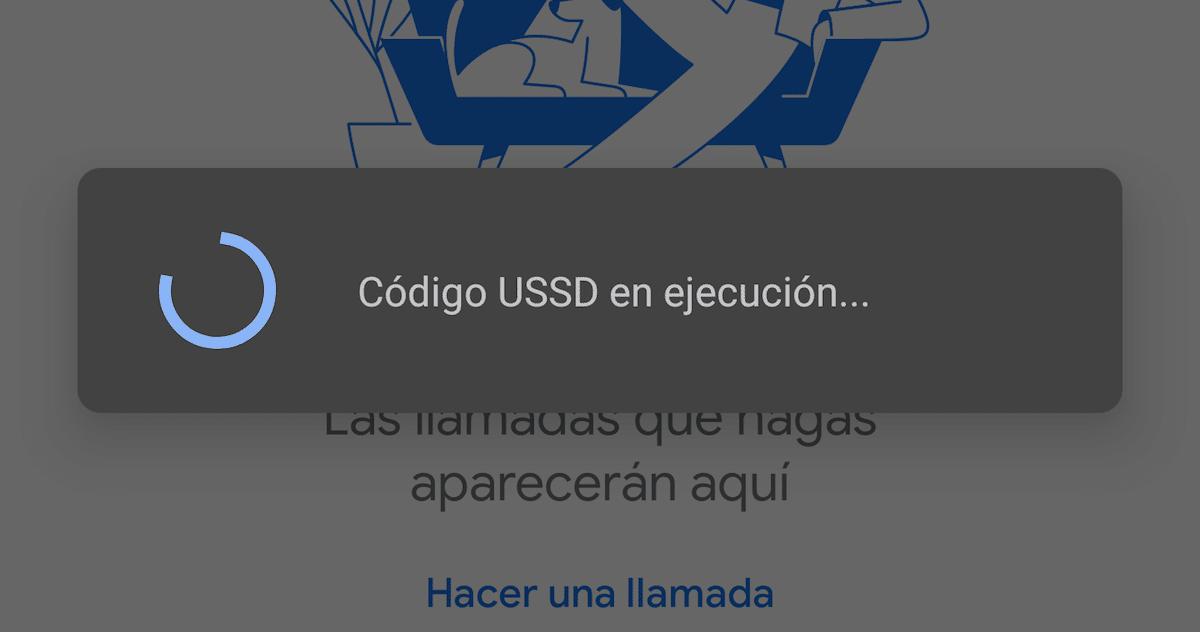 códigos USSD