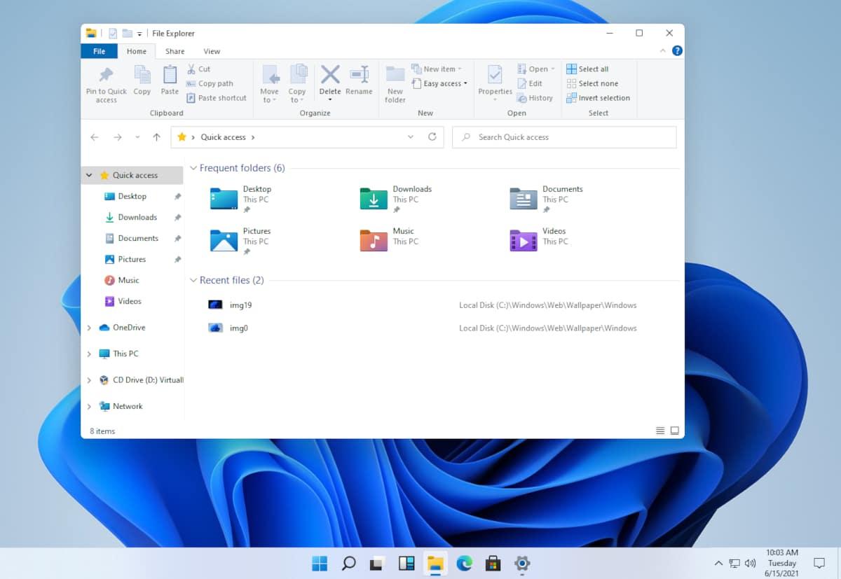 Windows 11 Iconos