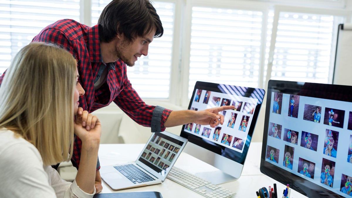 diseño grafico vs web